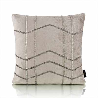chevron plaid cushion cover