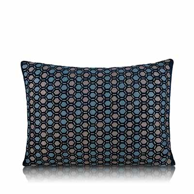 contemporary mosaic cushion cover