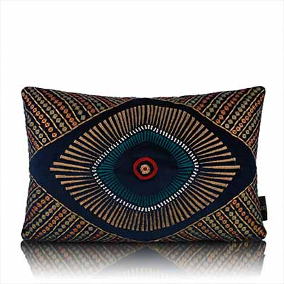 isis sequin cushion cover