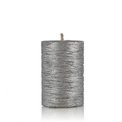 tappa candle tiny silver