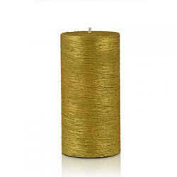 tappa candle gold