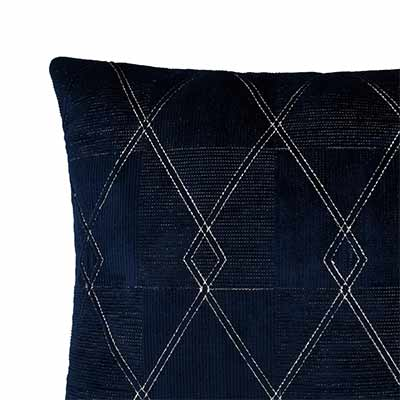 Texture Quilted Cushion Cover