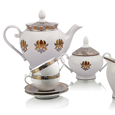 naqsh tea set