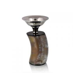 conical candle holder