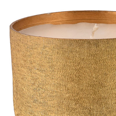 MICREA CANDLE DECOR GOLD
