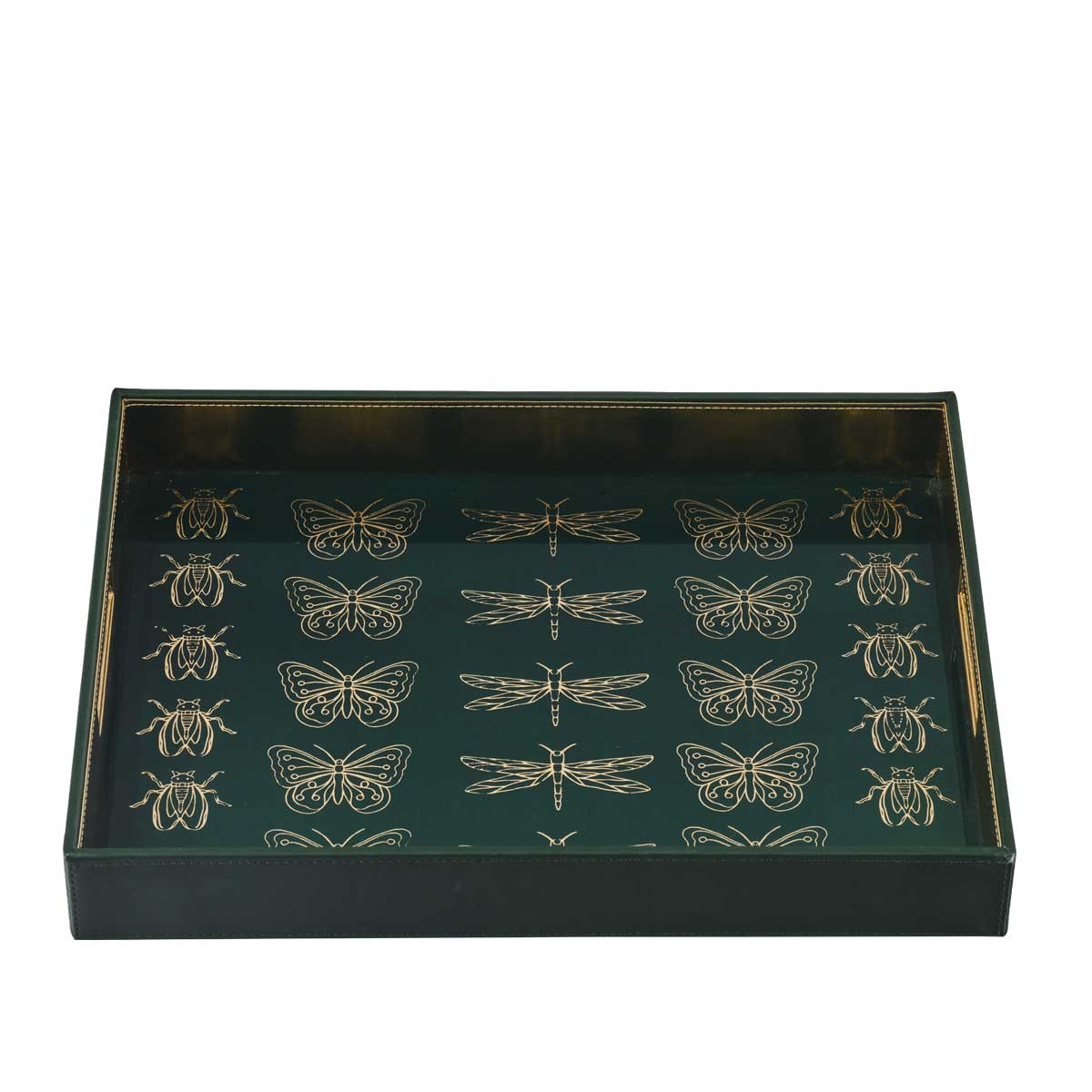 volary serving tray large