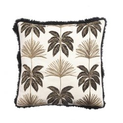 talipot cotton cushion cover