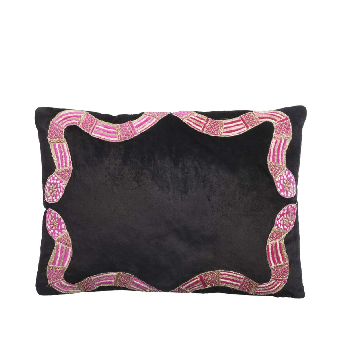 draco velvet cushion cover