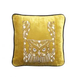 noctua velvet cushion cover