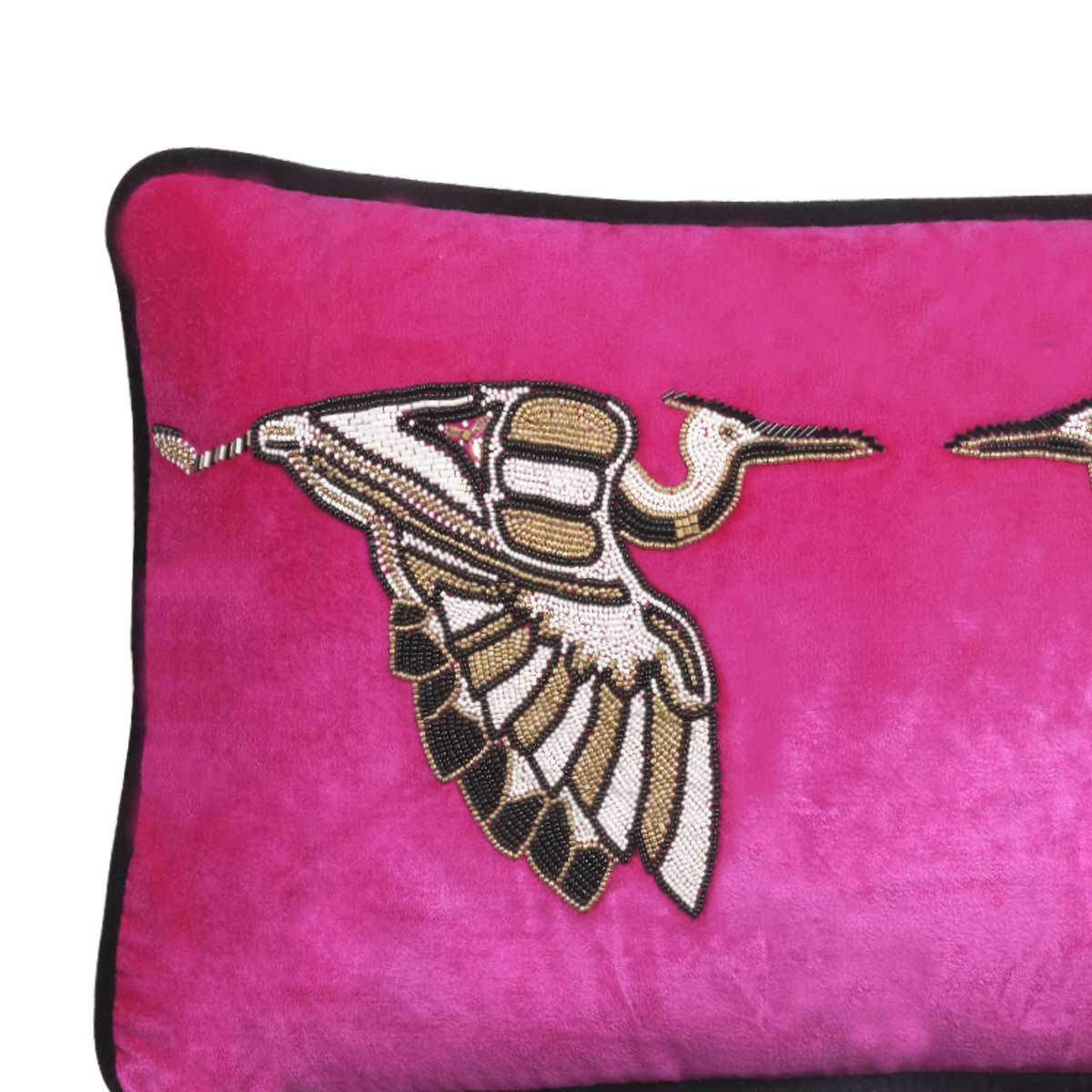 ardea velvet cushion cover