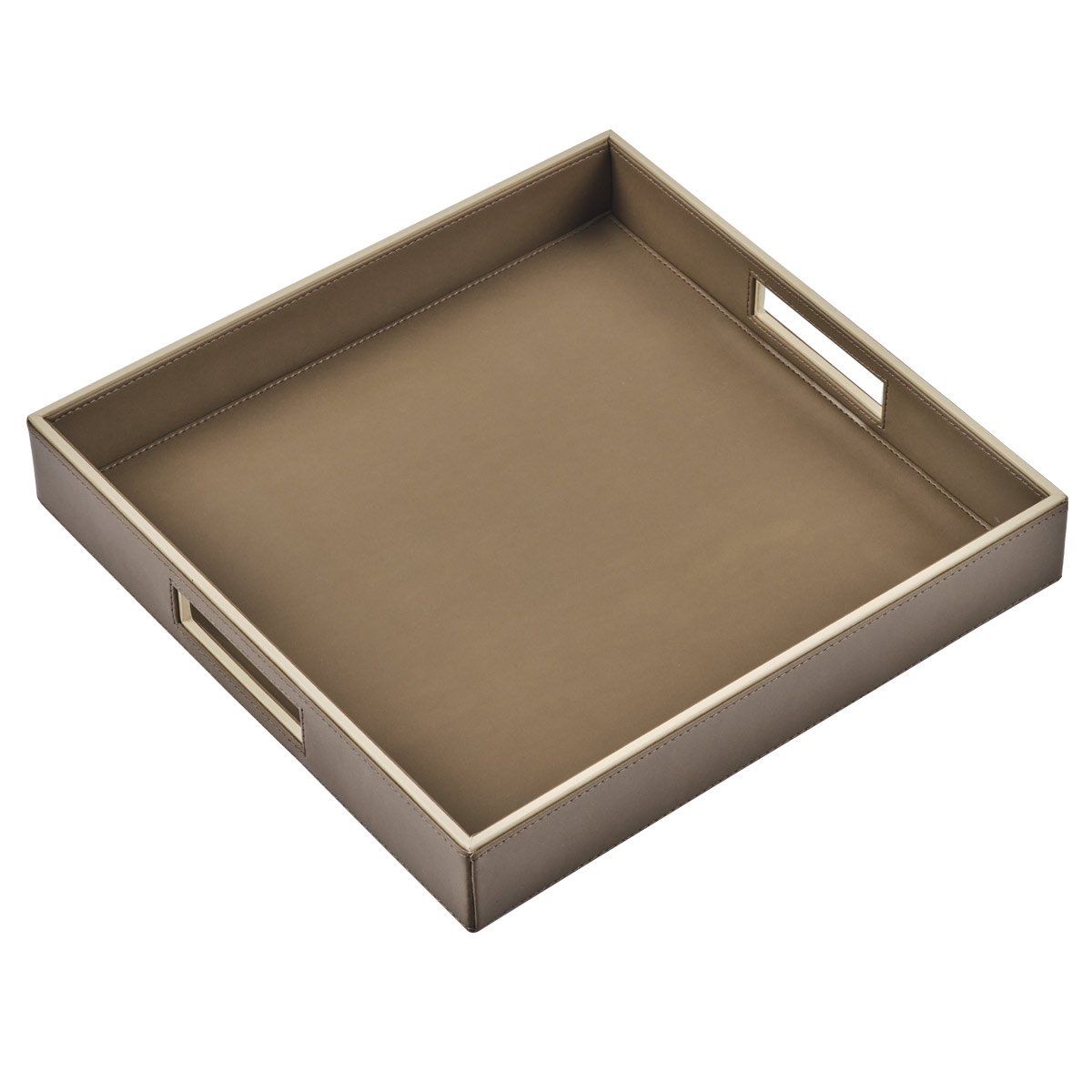 gry luxor serving tray square
