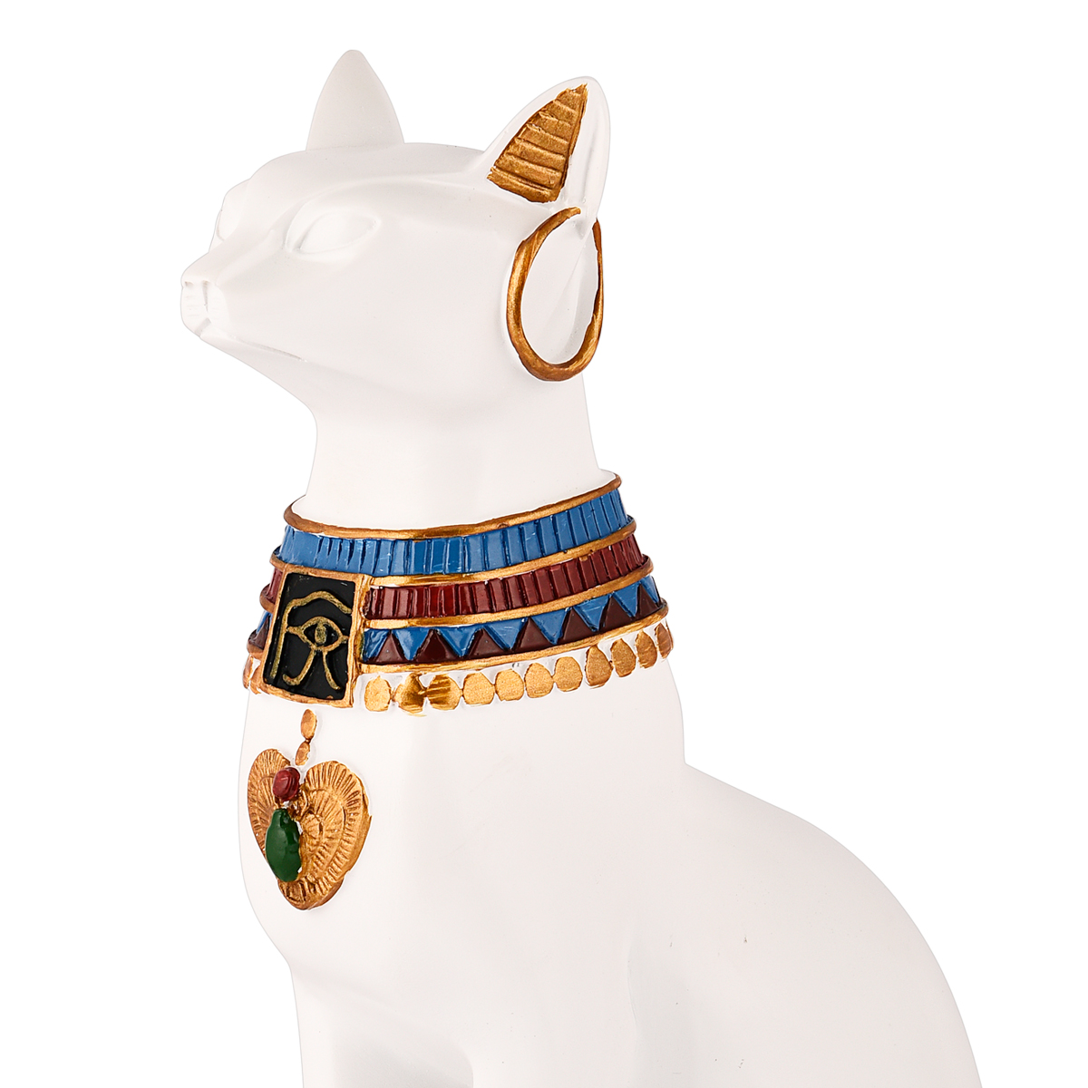 egyptian cat white