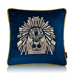 leon velvet cushion cover